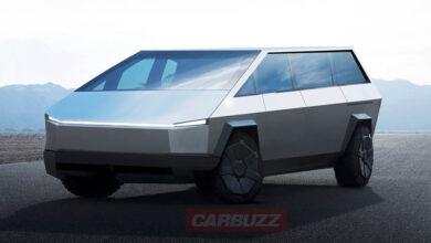 Cybervan 2 390x220 - سایبر ون تسلا در سال 2026 از راه میرسد