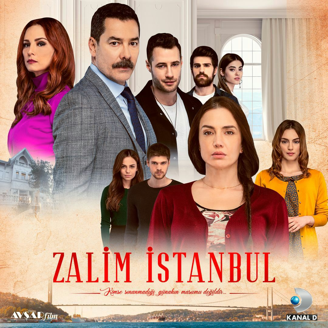 دانلود سریال استانبول ظالم دوبله فارسی :: بیا تو فیلم