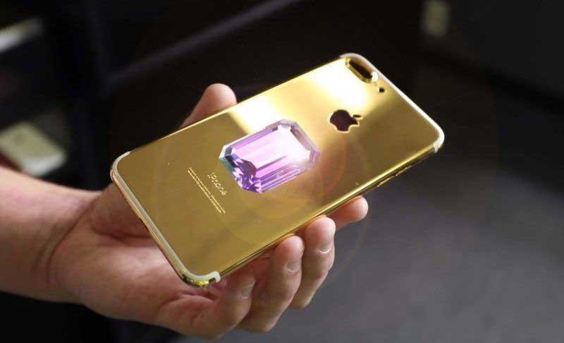 1 1 - گرانترین گوشی موبایل جهان را بشناسید! 11 گرانقیمت ترین گوشی های دنیا