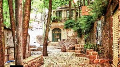 4061.1 390x220 - آشنایی با روستای قلات شیراز - گردشگری