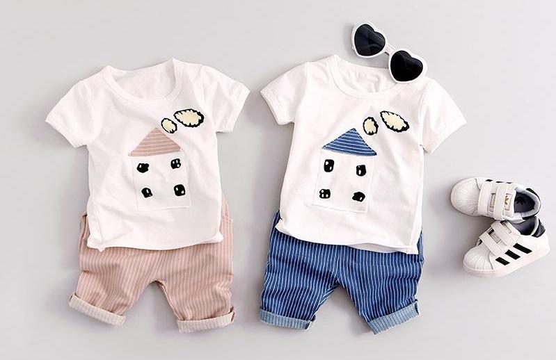 Childrens summer dress model - طرح های شیک و با نمک مدل لباس تابستانه بچه گانه