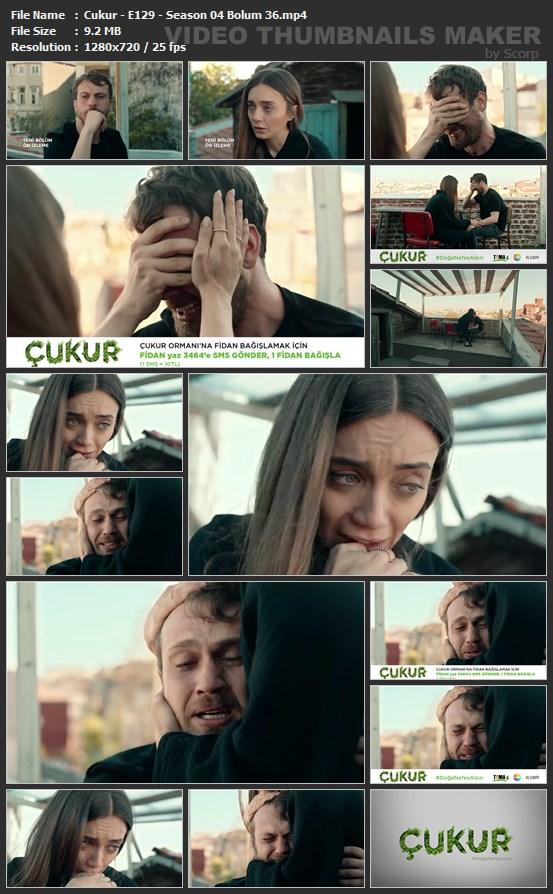 Cukur E129 Season 04 Bolum 36 mp4 - دانلود قسمت 129 سریال گودال ❤️ Cukur با زیرنویس فارسی