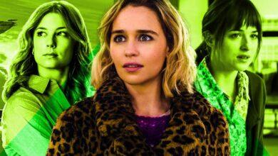 Emilia Clarke Agent 13 captain america the winter soldier anastasia 50 shades of grey  390x220 - فیلم هایی که قرار بود امیلیا کلارک در آن ها نقش ایفا کند اما به دلایلی نشد