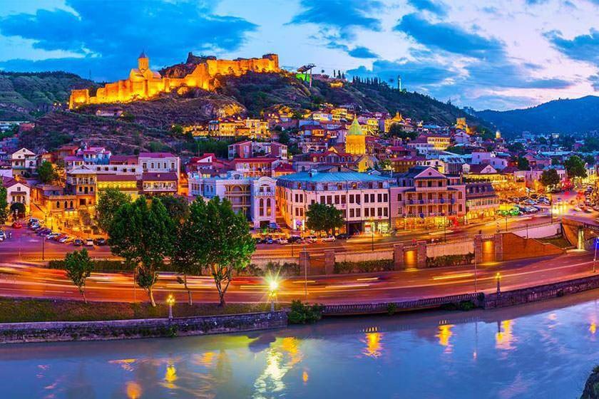 Tbilisi1 - سفر به تفلیس و پاتایا و ترکیه در یک نگاه