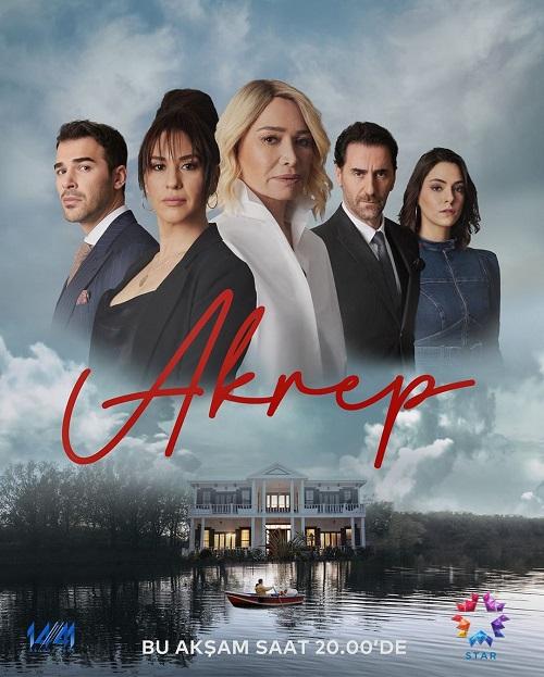دانلود سریال ترکی Akrep با زیرنویس چسیبده فارسی