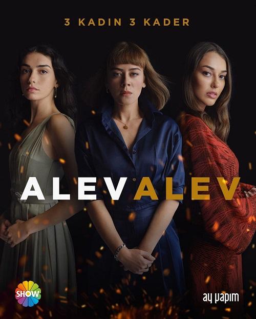 دانلود سریال ترکی Alev Alev شعله ور