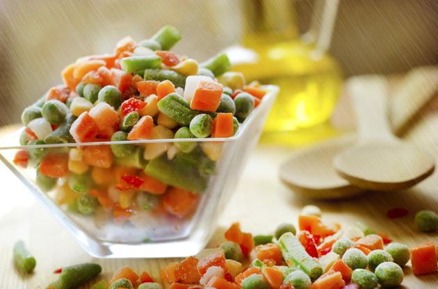 frozen vegetables - خواص و مضرات سبزیجات فریز شده