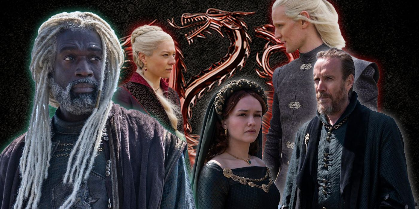 house of the dragon characters - تایید سریال House of the Dragon از جانب مدیرعامل کمپانی وارنر مدیا
