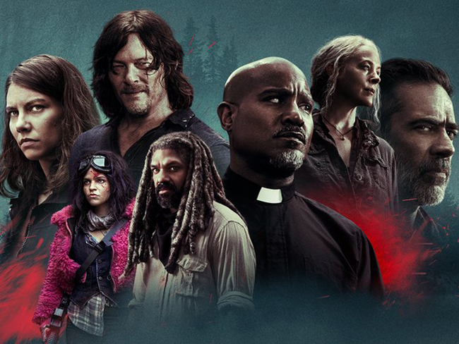 the season 11 will launch with eight episodes and will feature total 24 episodes  - همه چیز در مورد فصل یازدهم The Walking Dead از تاریخ انتشار تا داستان