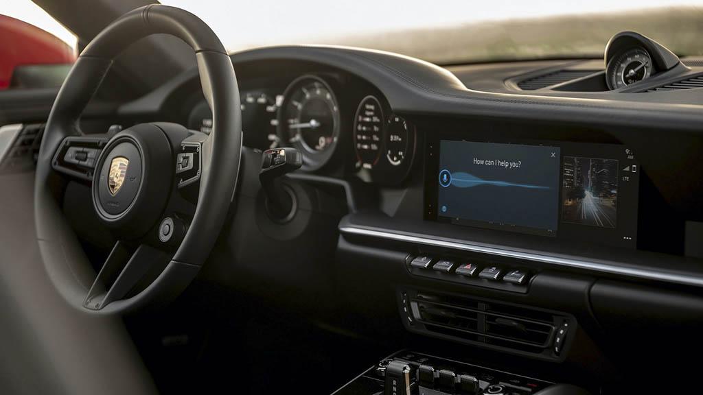 2022 Porsche Infotainment System 5 - معرفی نسل ششم سیستم اطلاعات و سرگرمی پورشه با پشتیبانی از اندروید