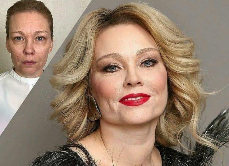 386536 877 e1623504438696 - زیباتر شدن زنان مسن با پانزده ترفند آرایشی