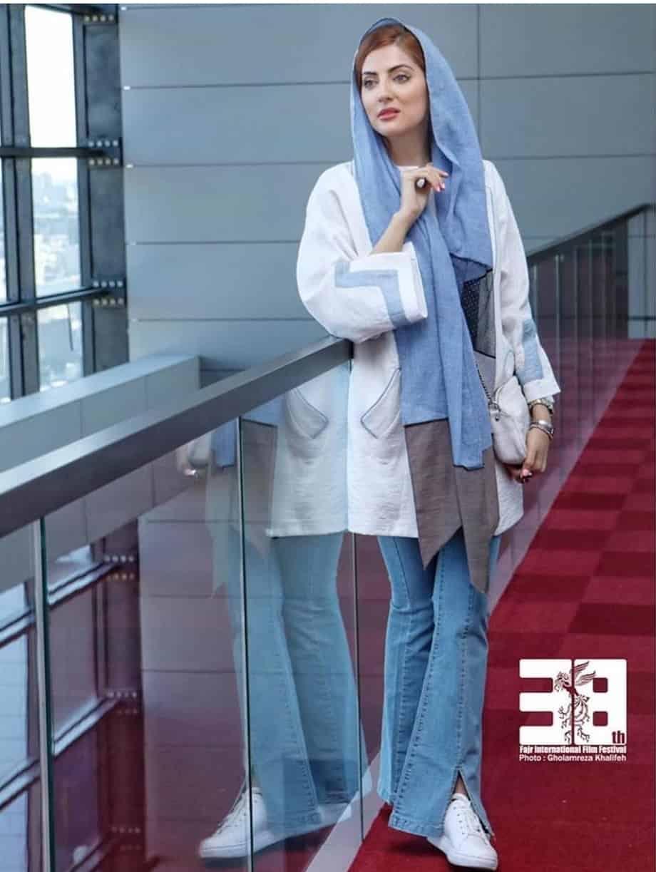 هارمونی رنگ ها در استایل هلیا امامی – مد و لباس