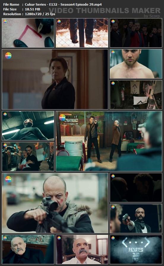Cukur Series E132 Season4 Episode 39 mp4 - دانلود قسمت 132 سریال گودال ❤️ [Cukur] با زیرنویس فارسی (پایان)