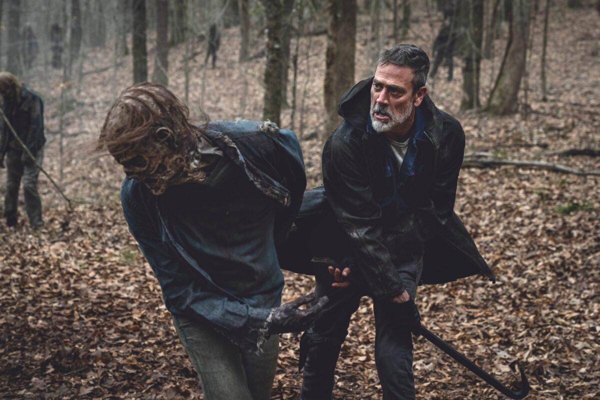 انتشار اولین تصاویر از فصل یازدهم سریال The Walking Dead و بازگشت خشونت