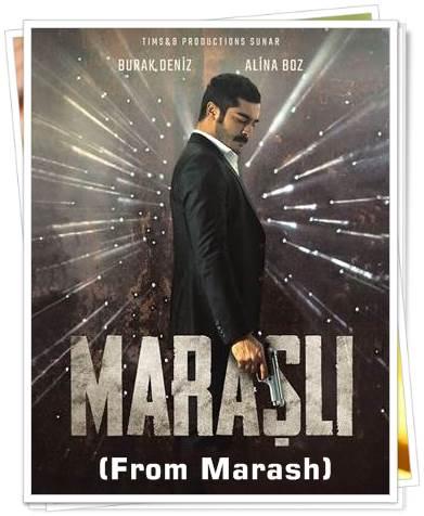 Marasli Series Poster NarefiGh - دانلود رایگان سریال اهل ماراش Marasli + زیرنویس فارسی