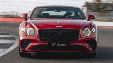 New Bentley Continental GT Speed 13 390x220 - پشت فرمان بنتلی کانتیننتال GT اسپید 2021