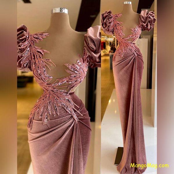 lebas majlesi 12 - کالکشنی از مدل لباس مجلسی بلند جدید 2021 لاکچری و مدرن