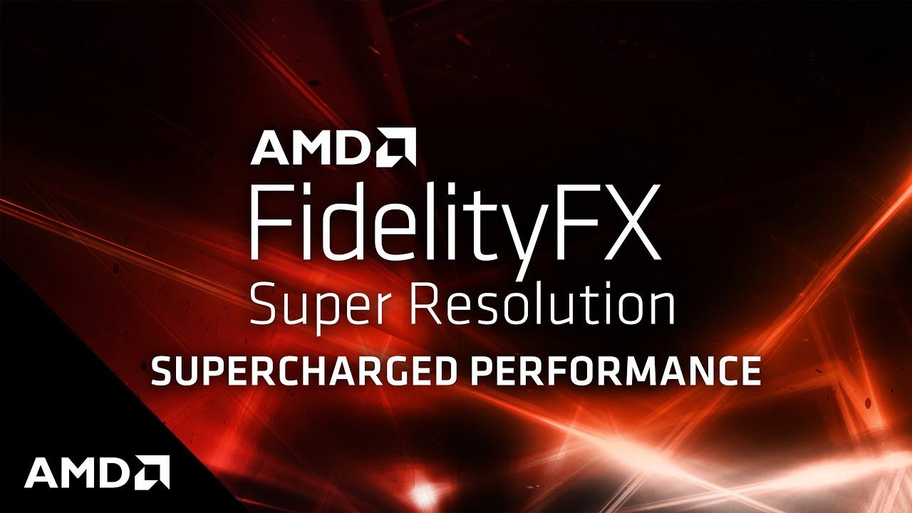 maxresdefault 1 - مایکروسافت برای استفاده از AMD FidelityFX Super Resolution هیجان زده است