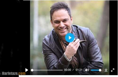 shahrozebrahimi vaksan corona - فیلم / ادعای شهروز ابراهیمی درباره آهن ربا شدن بدنش بعد از زدن واکسن کرونا