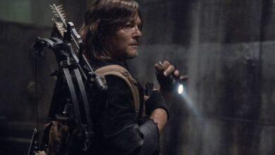 Daryl The Walking Dead Season 11 Photo 390x220 - تازه ترین تصاویر از فصل یازدهم سریال The Walking Dead و سرنوشت شخصیت ها