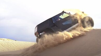 vanderhall brawley electric off roader eats dust for breakfast in first video 6 390x220 - واندرهال برولی، آفرودری توانا با 4 پیشرانه الکتریکی