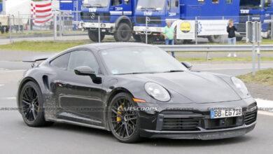 Porsche 911 1 390x220 - آزمایش پورشه 911 هیبریدی در نوربرگرینگ