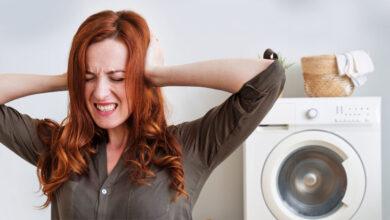 The sound of the washing machine 2 390x220 - بررسی علت صدای ماشین لباسشویی و چگونگی رفع آن