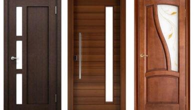 bedroom wooden doormain 390x220 - طرح جدید در چوبی اتاق خواب؛ 10 ایده مدرن و کارآمد