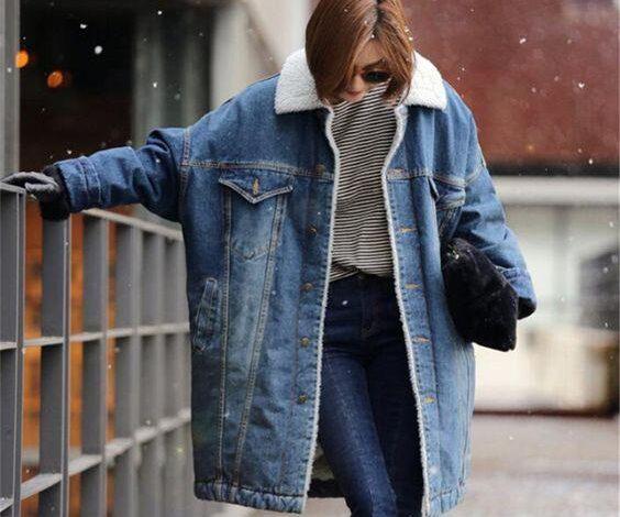 www.araas .ir 28 9 564x470 - مدل کاپشن جین زنانه و دخترانه شیک