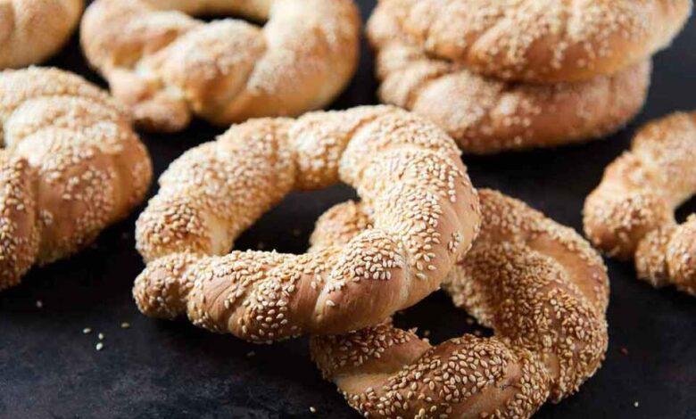 نان سیمیت 1 780x470 - طرز تهیه نان سیمیت ترکیه خوشمزه به طور کامل تصویری