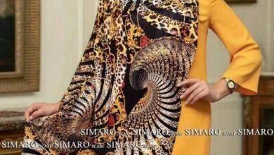1935532866 parsnaz com 390x220 - انواع مدل شال و روسری پاییزی جدید ۱۴۰۰ در بهترین تنوع رنگ ها