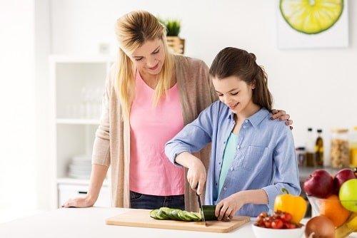 4178 min - نحوه آموزش آشپزی به نوجوان - خانواده