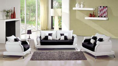 Sofa fantasy 390x220 - مدل مبل فانتزی و شیک برای اتاق نشیمن و پذیرایی