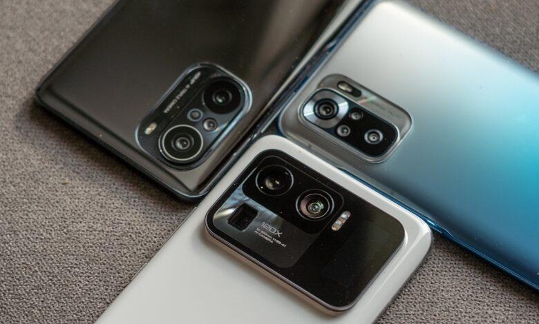 Xiaomi 2021 India close up on cameras 4 13 780x470 - لیست قیمت گوشی شیائومی امروز 25 شهریور 1400