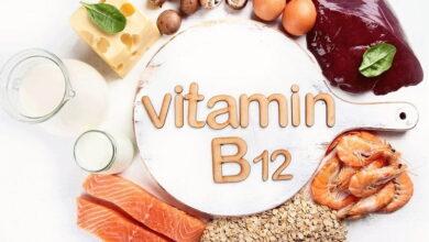 vitamin b12 390x220 - مواد غذایی که دارای ویتامین B12 هستند